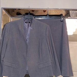 EUC Gray Nine West Suit size 20W